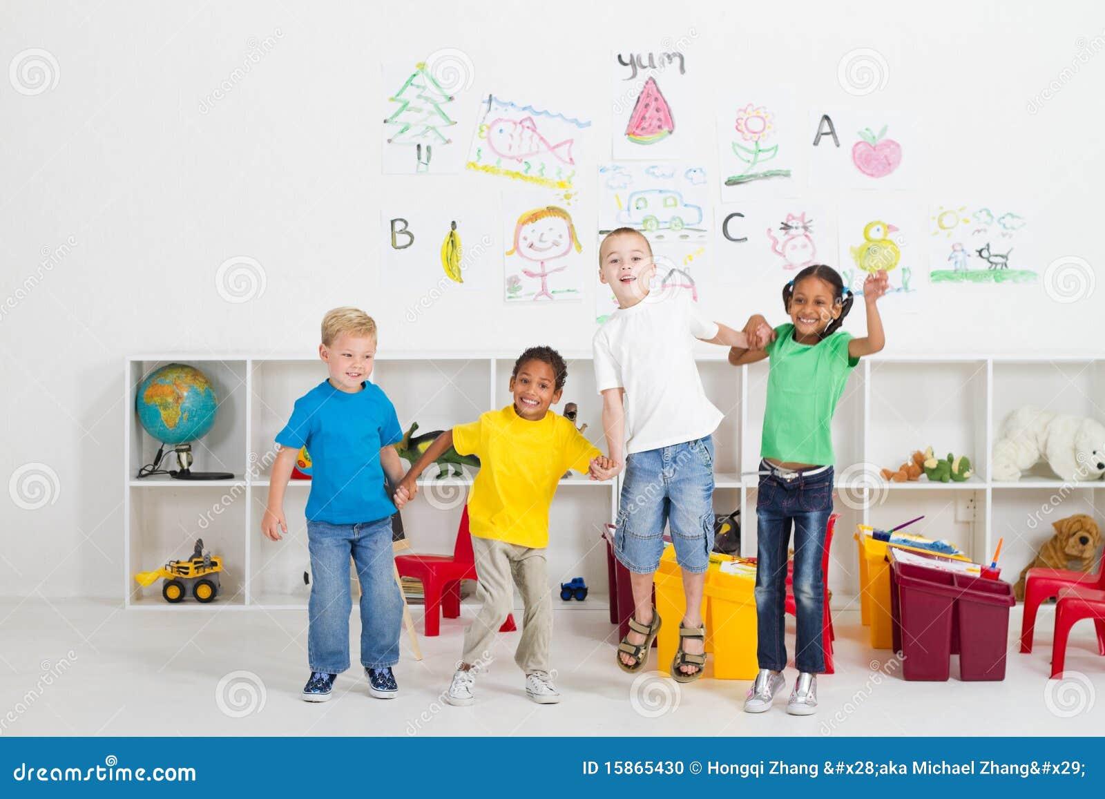 Das Kindspringen