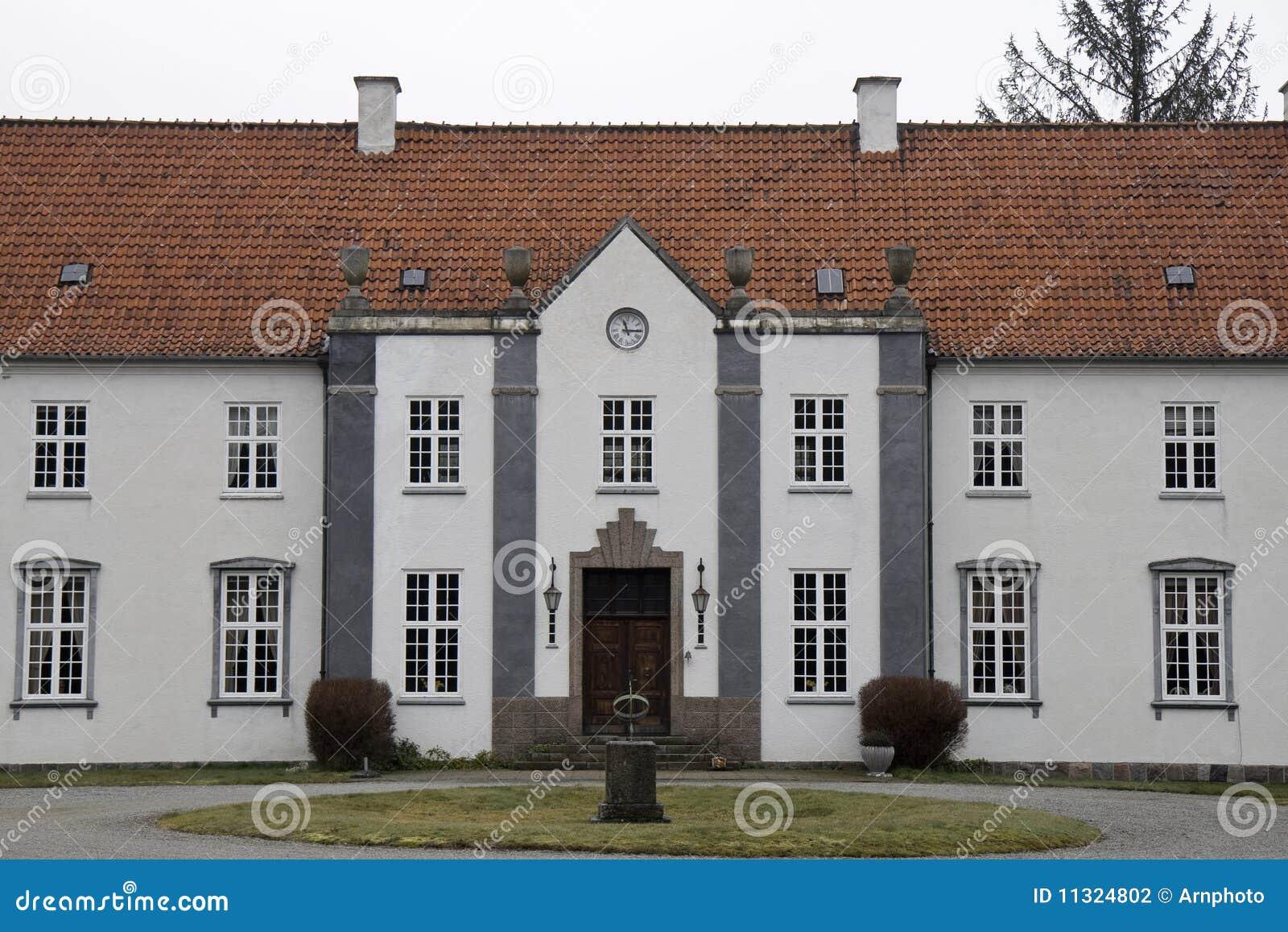 Das Landsitz-Haus
