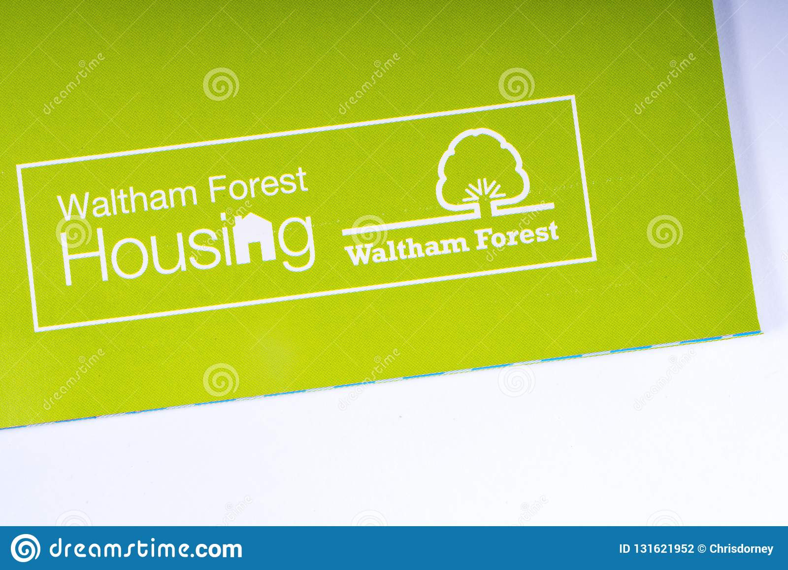 Das Logo Waltham Forest Housing