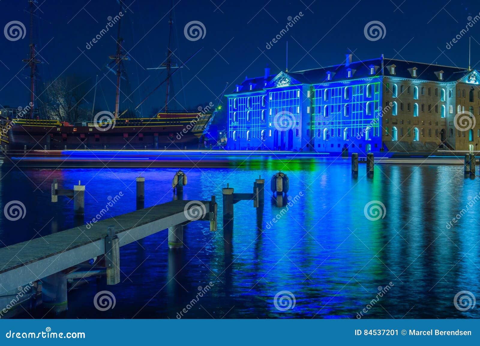 Licht Tour Amsterdam : Das niederlande amsterdam amsterdam licht festival