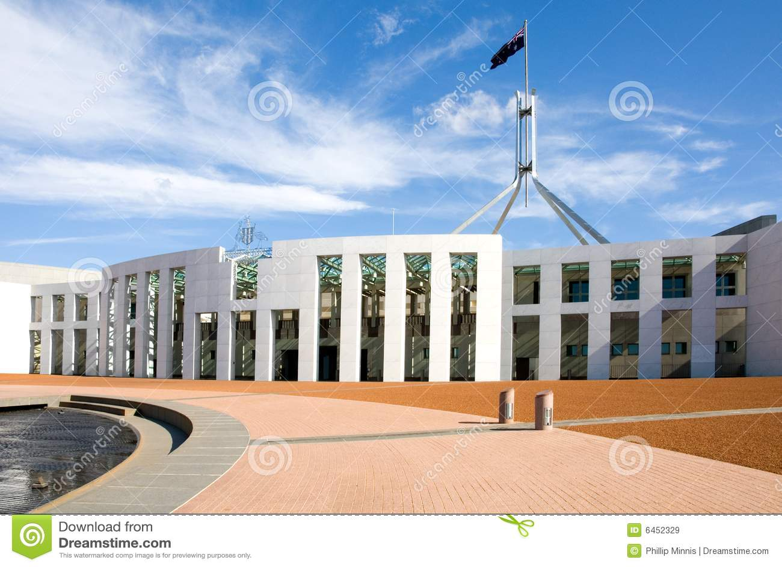 Das Parlament bringen, Canberra unter