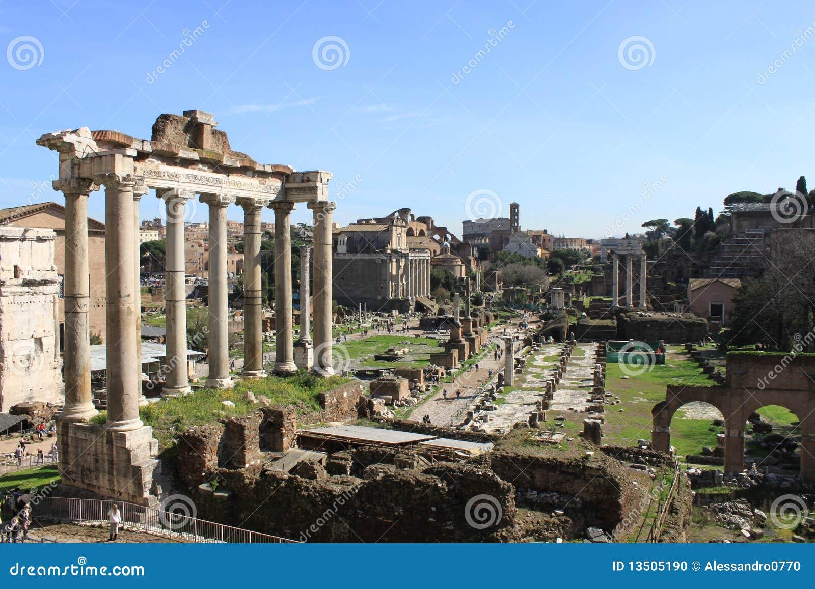 Das römische Forum