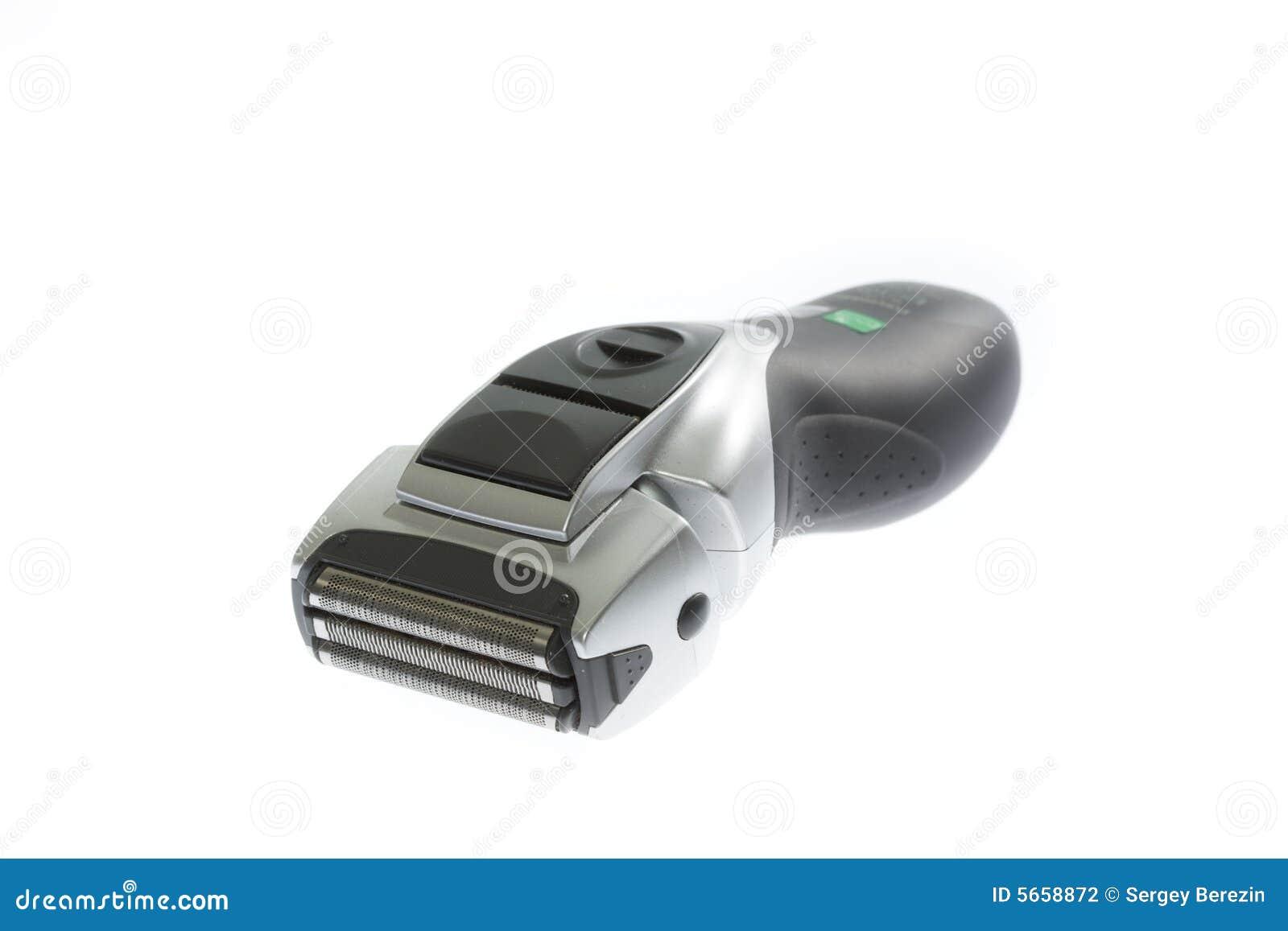 Das Rasiermesser elektrisch