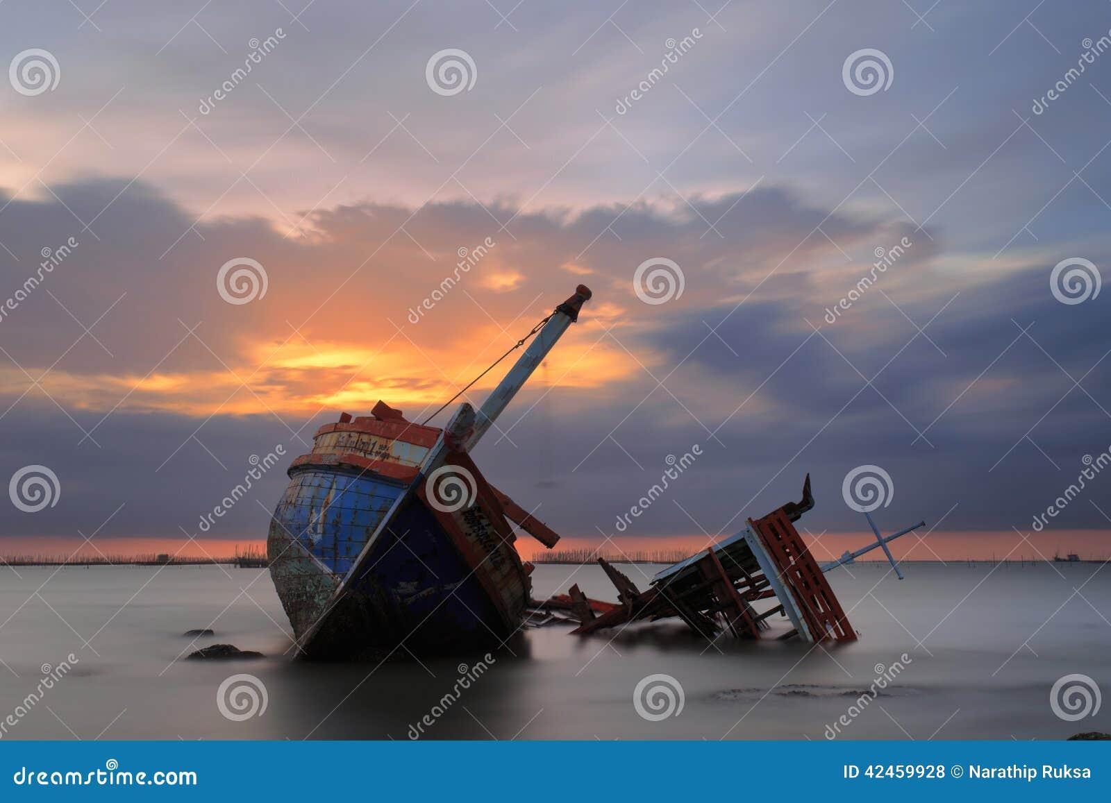 Das ruinierte Schiff, Thailand