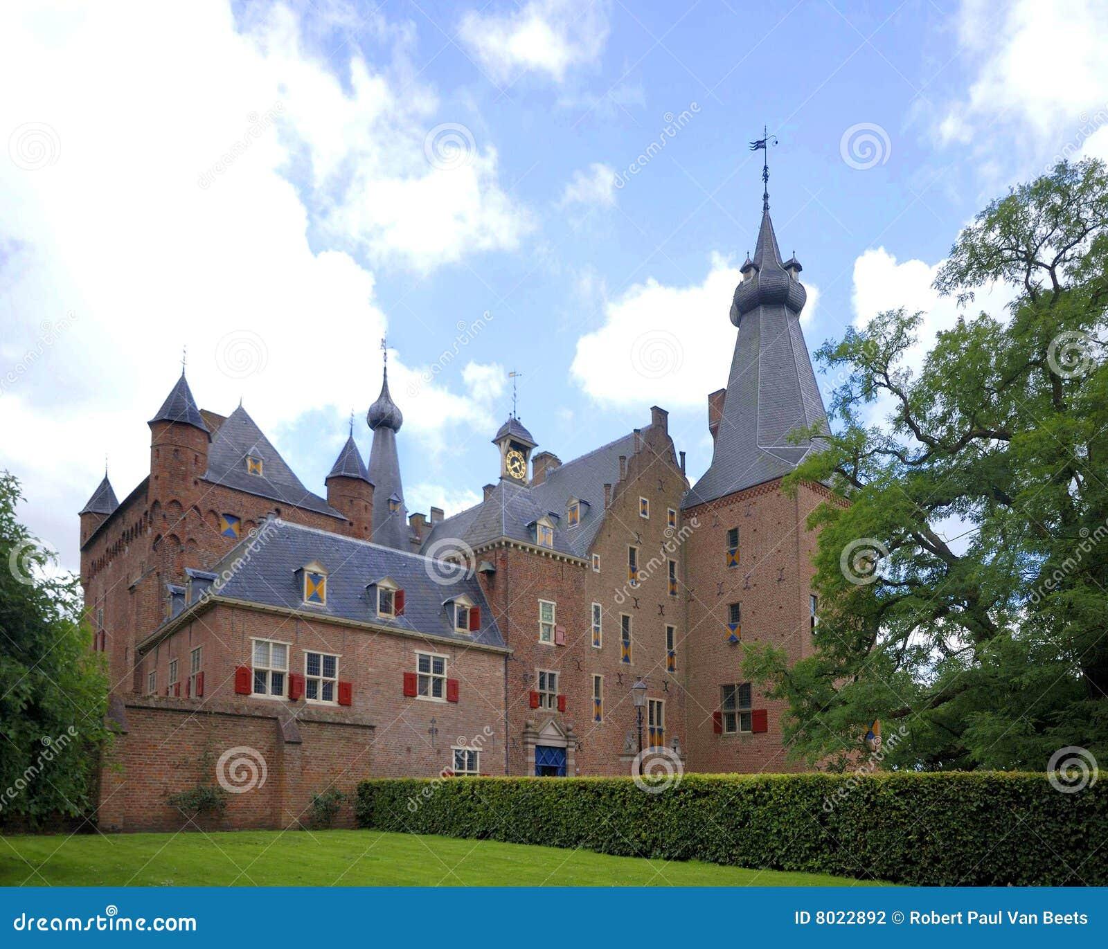 Das Schloss von Doorwerth