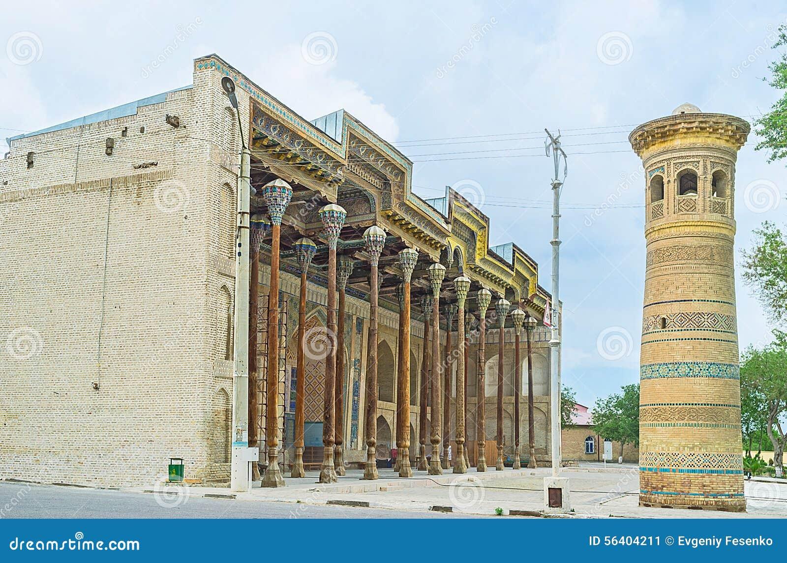 Das stolze auf Bukhara