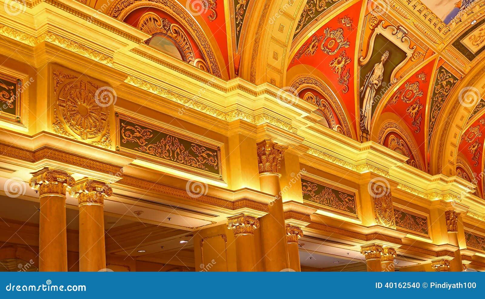 Das venetianische Hotel, Macao