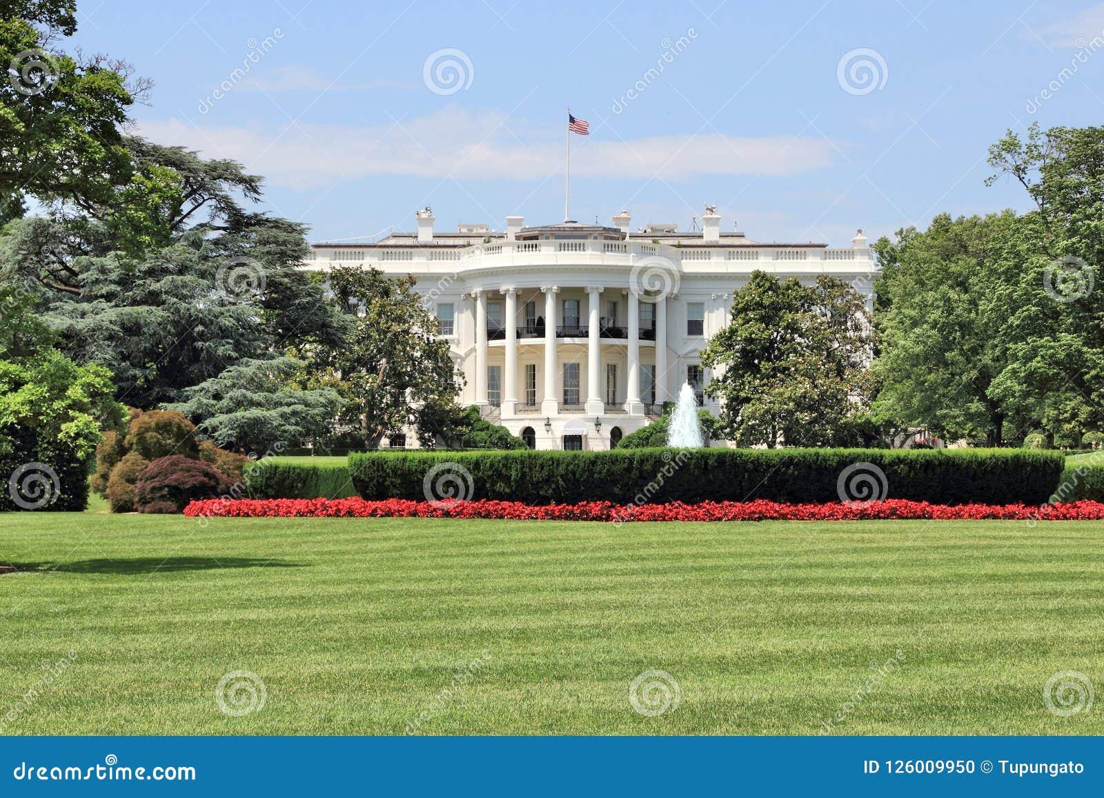 Das Weiße Haus USA