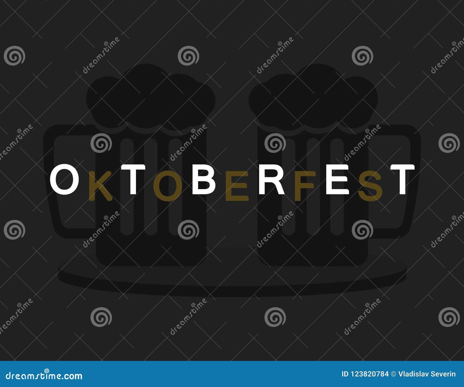 Das Wort Oktoberfest