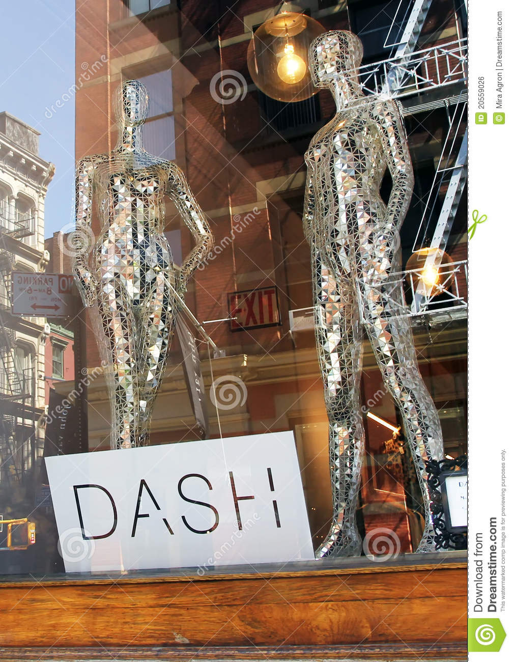 The dash clothing Store is a place to buy unique clothing and