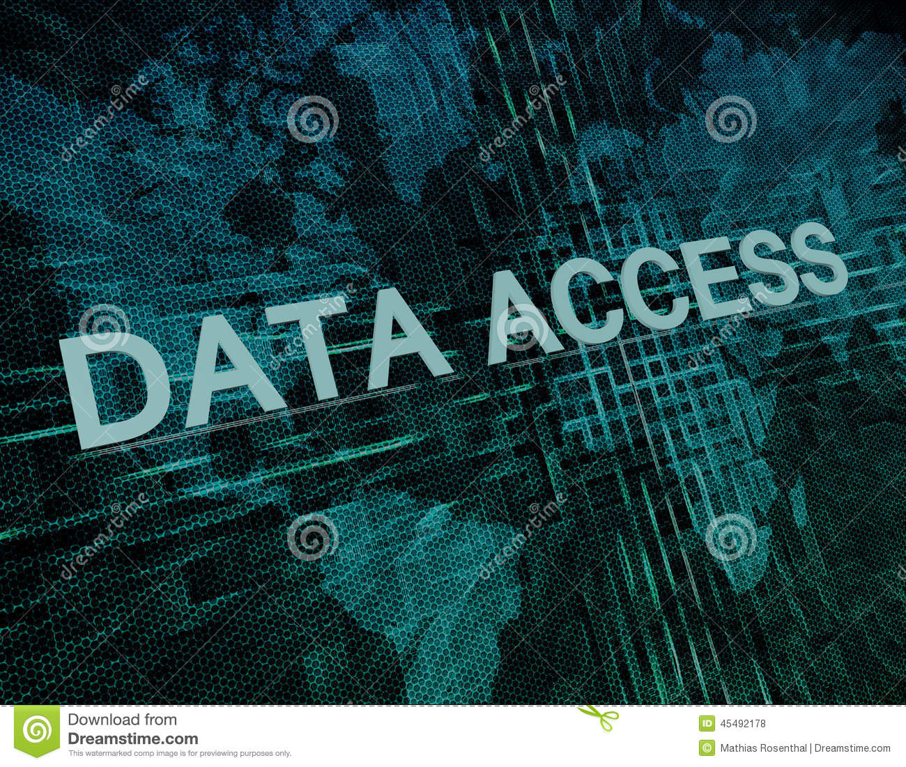 Data access stock photo image of connect code mobile 45492178 download comp gumiabroncs Images