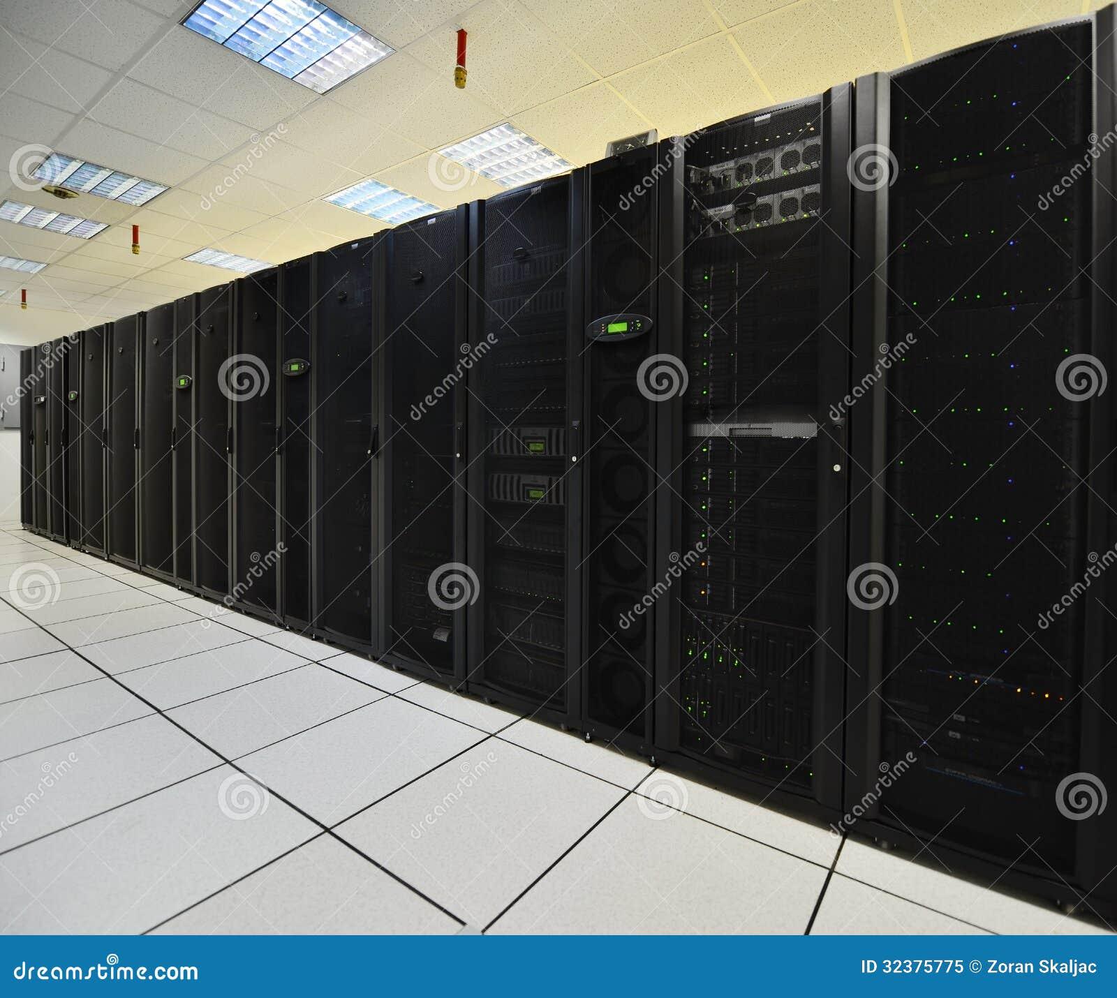 Data center computers