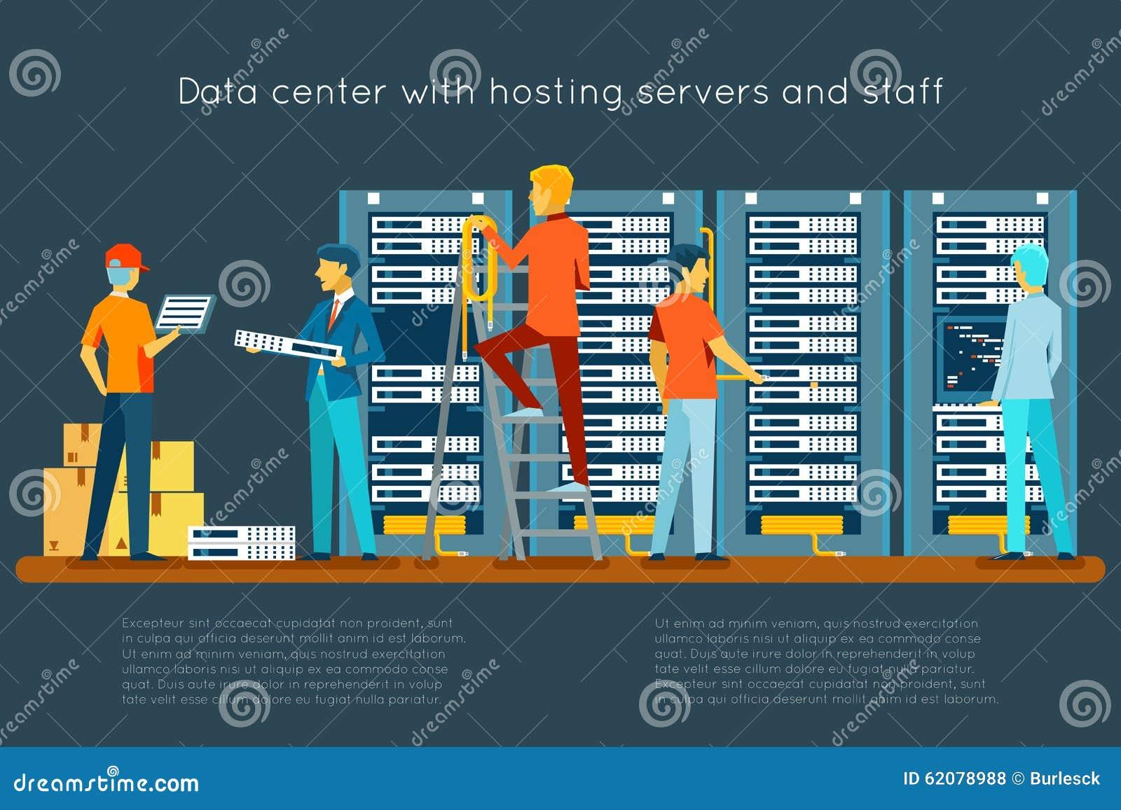Data center hosting business plan