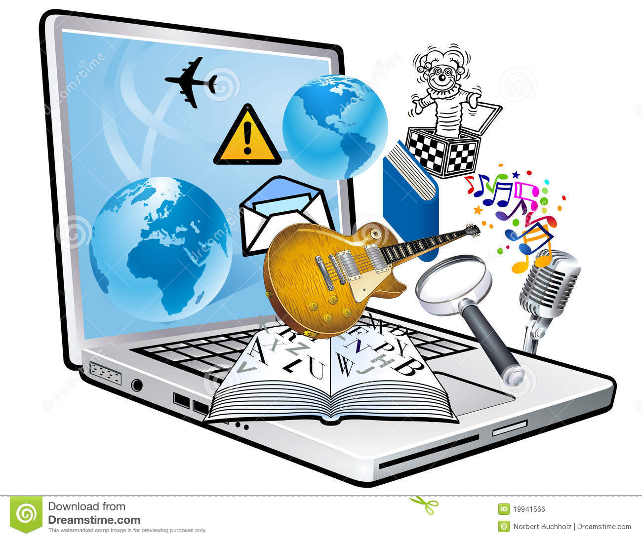 clipart of information technology - photo #39