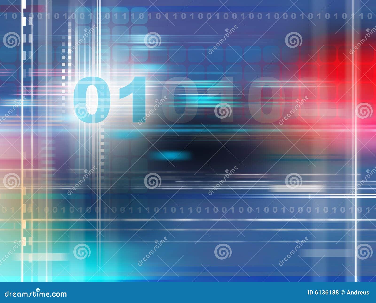 Free Internet Security >> Data Stream Royalty Free Stock Photos - Image: 6136188