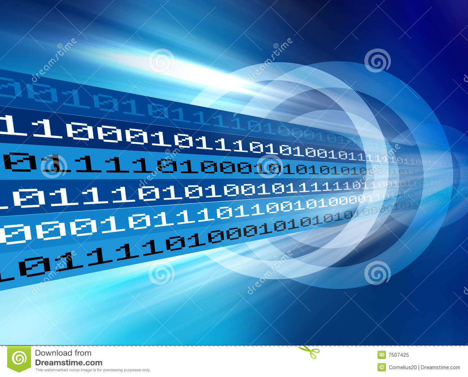 Data Transfer Royalty Free Stock Photo Image 7507425