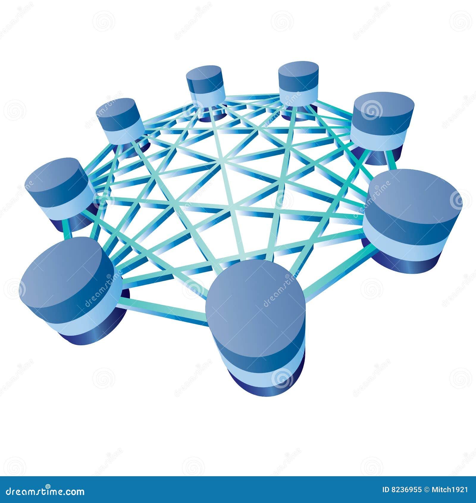 Database Royalty Free Stock Photo - Image: 8236955