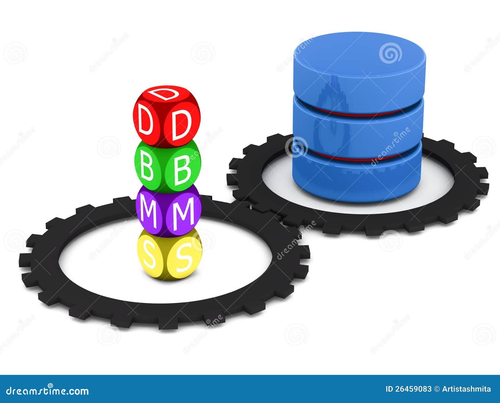 Database Management System Stock Photos - Image: 26459083