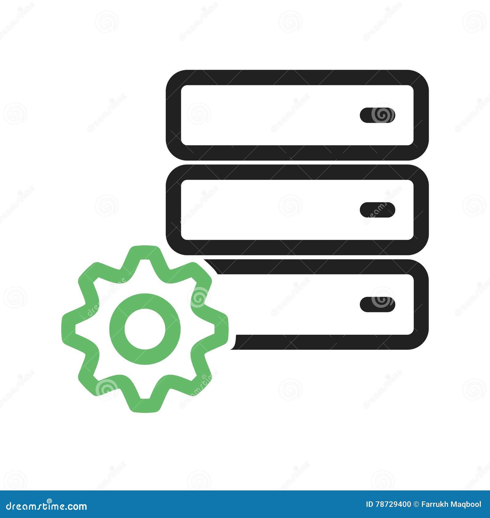 Databasinställningar