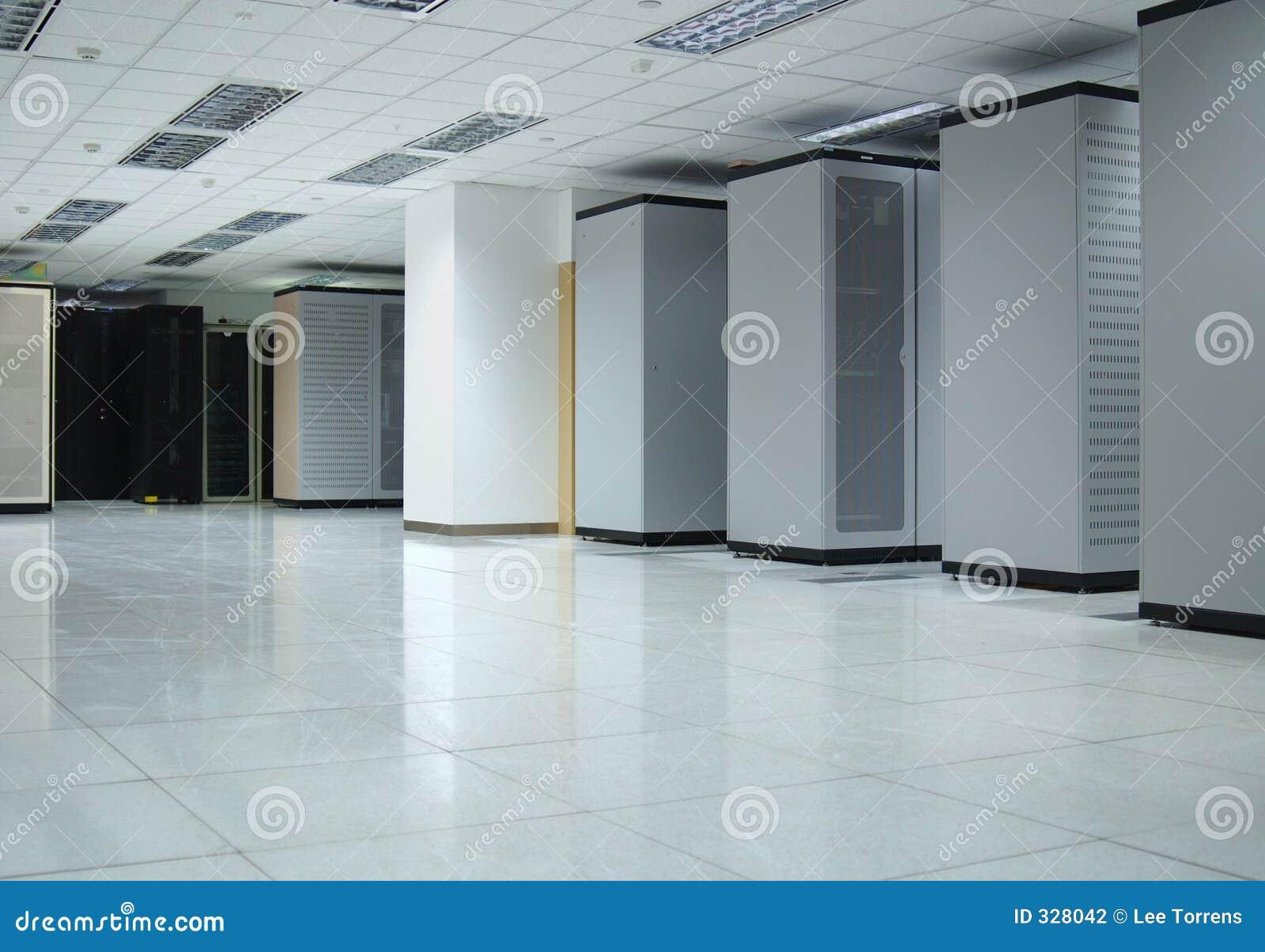 Datacenter interior #1