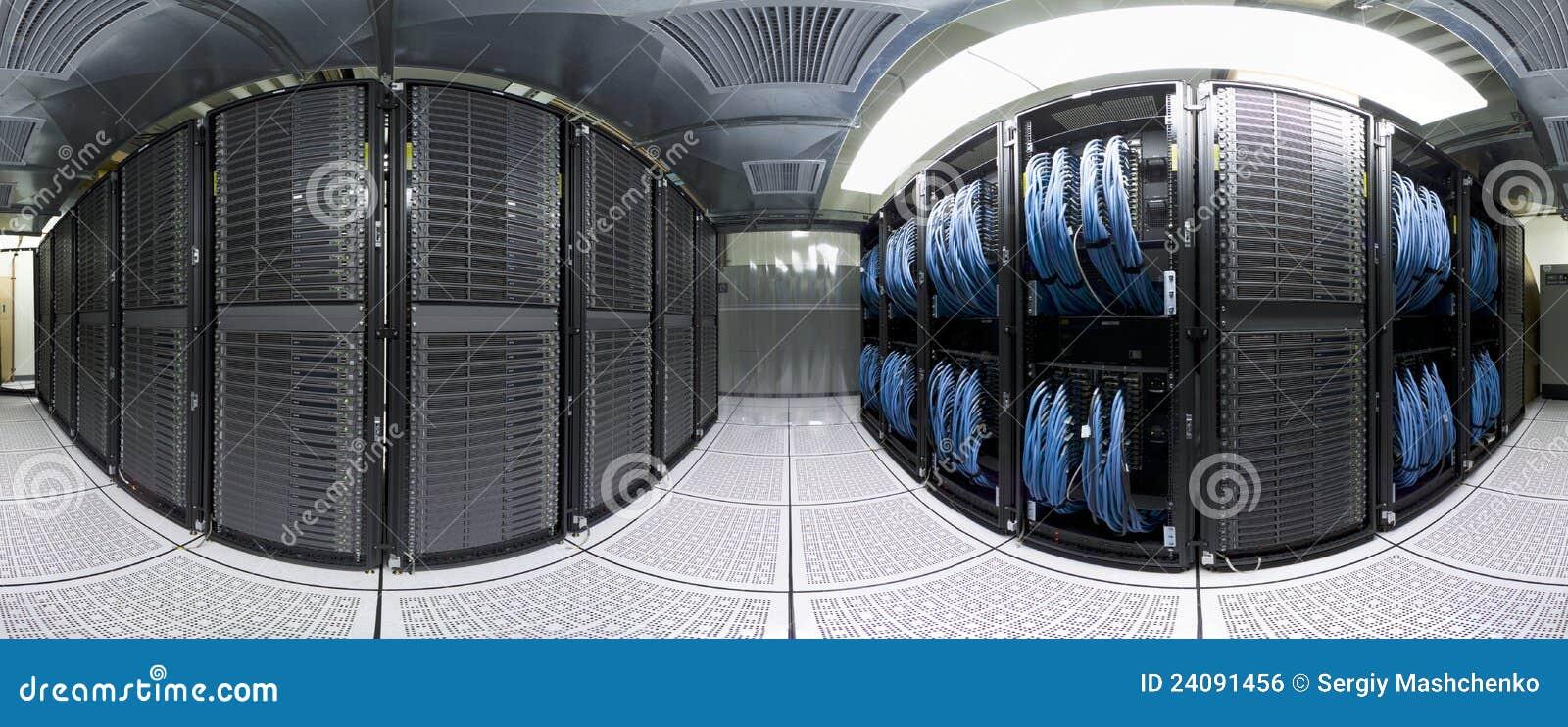 Datacenter Panorama