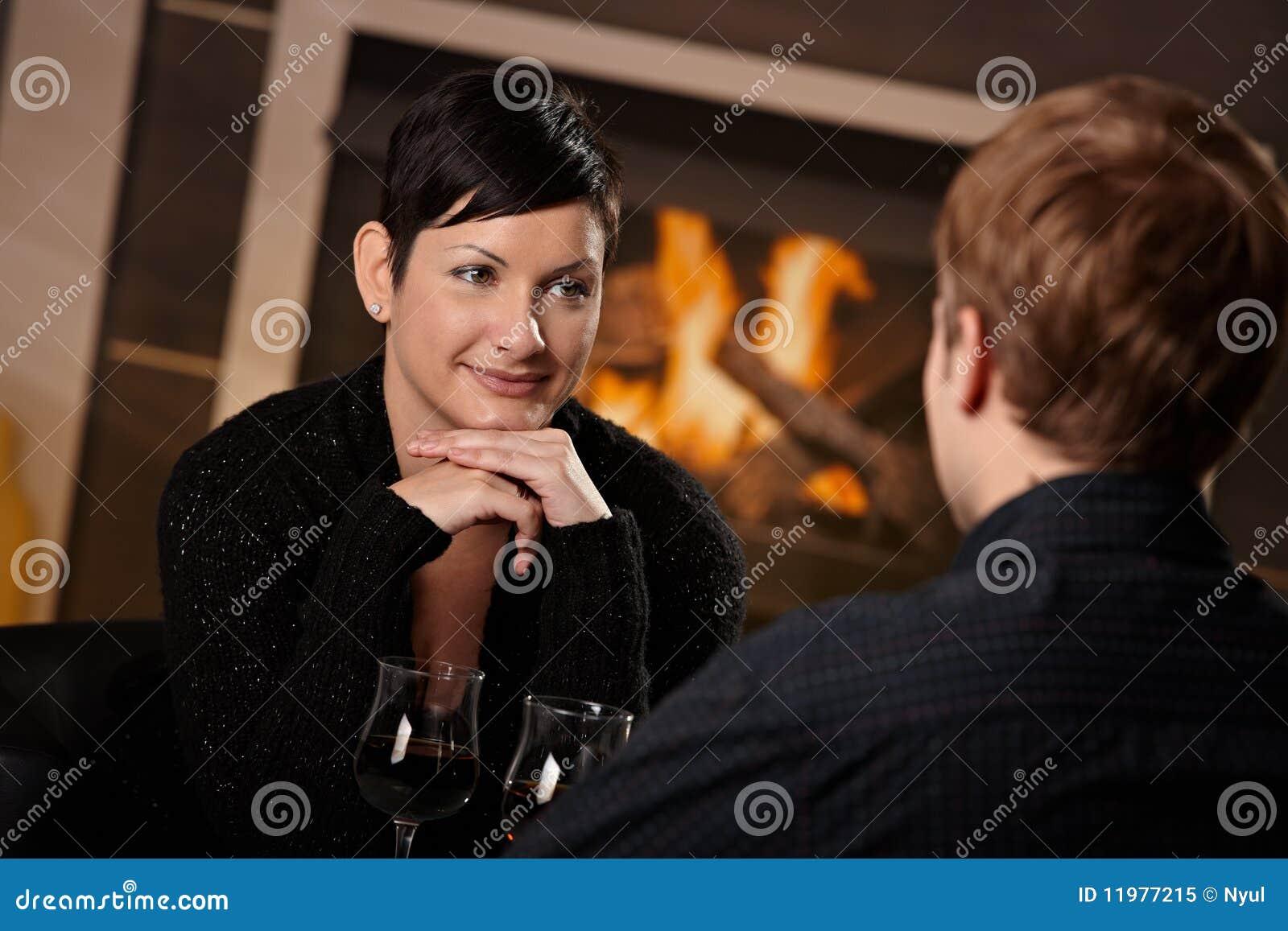Datar romântico dos pares