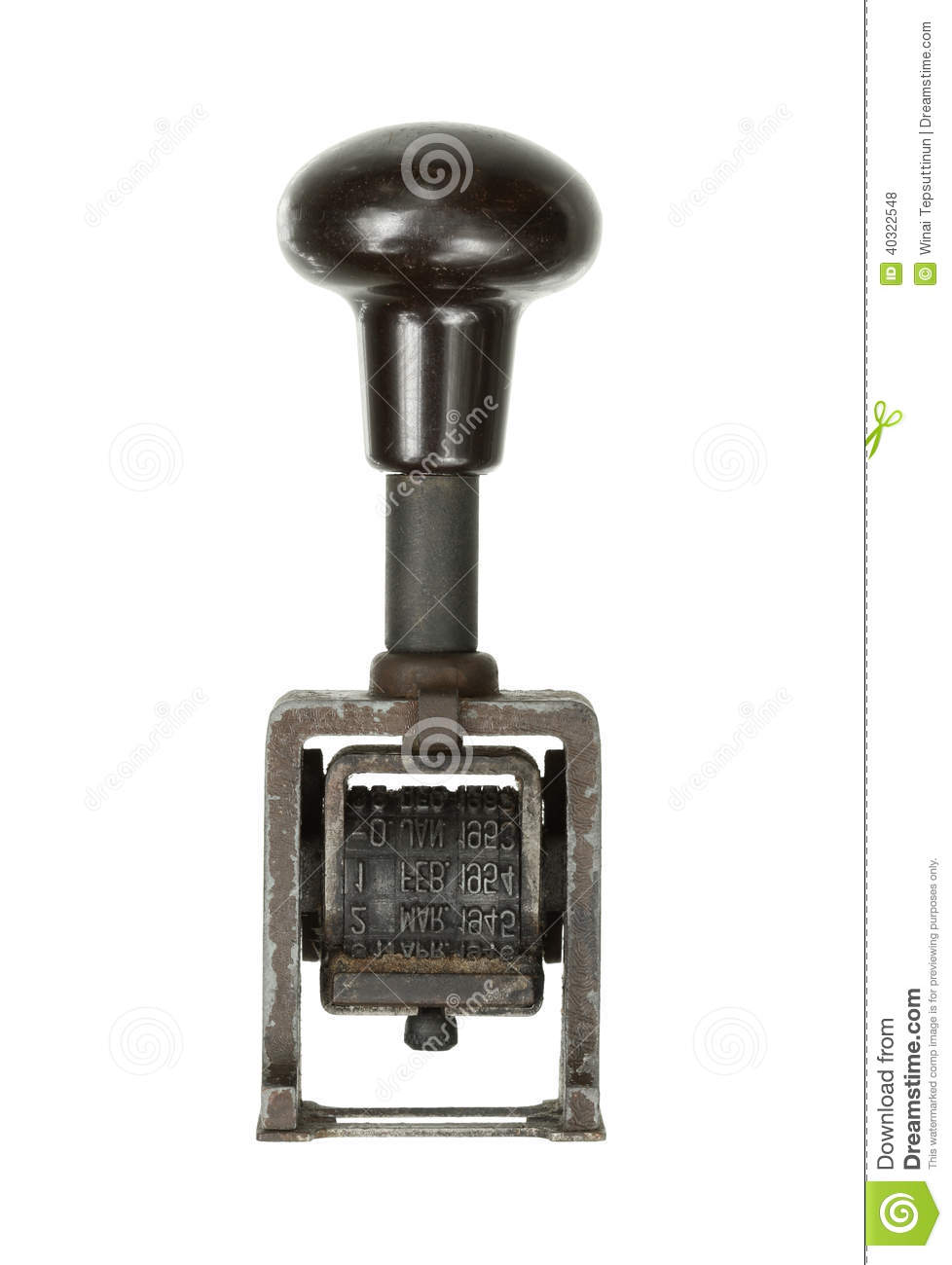 Finest Date stamp stock photo. Image of ancient, aged, antique - 40322548 OR85