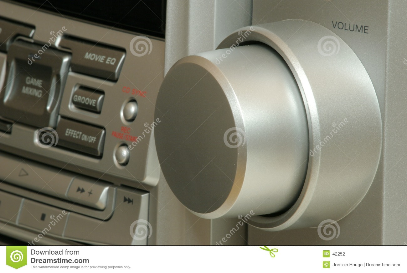 Download Datenträger stockfoto. Bild von spieler, loud, musik, steuerung - 42252