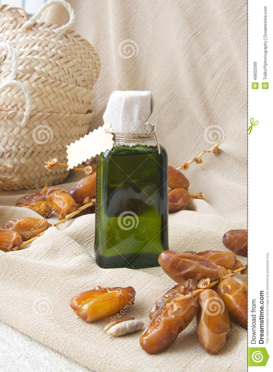 how to make date seed oil