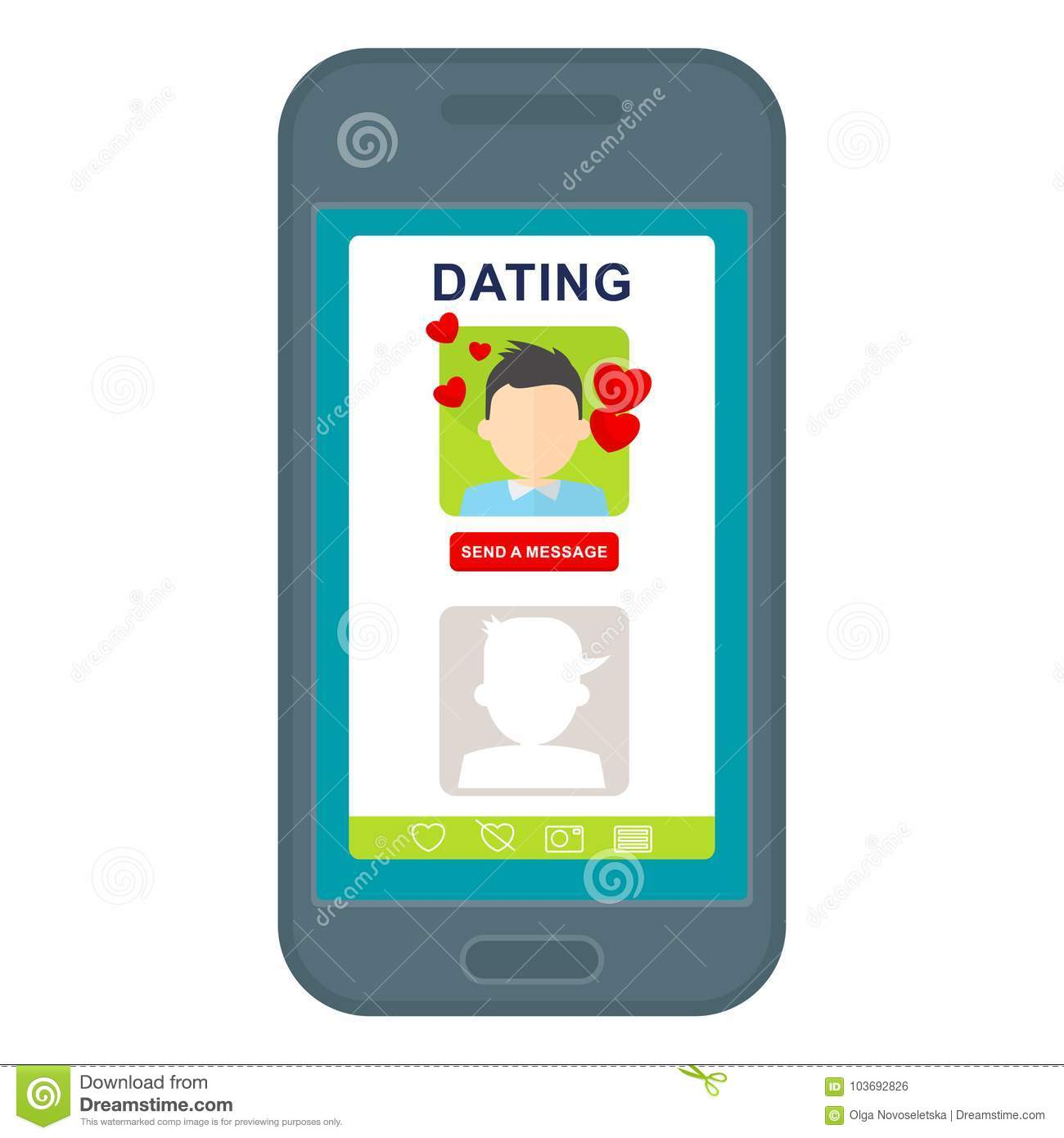 smartphone dating apps