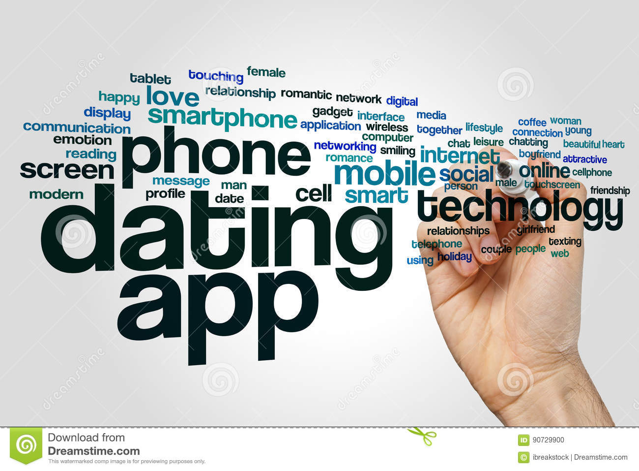 One word text messages dating apps