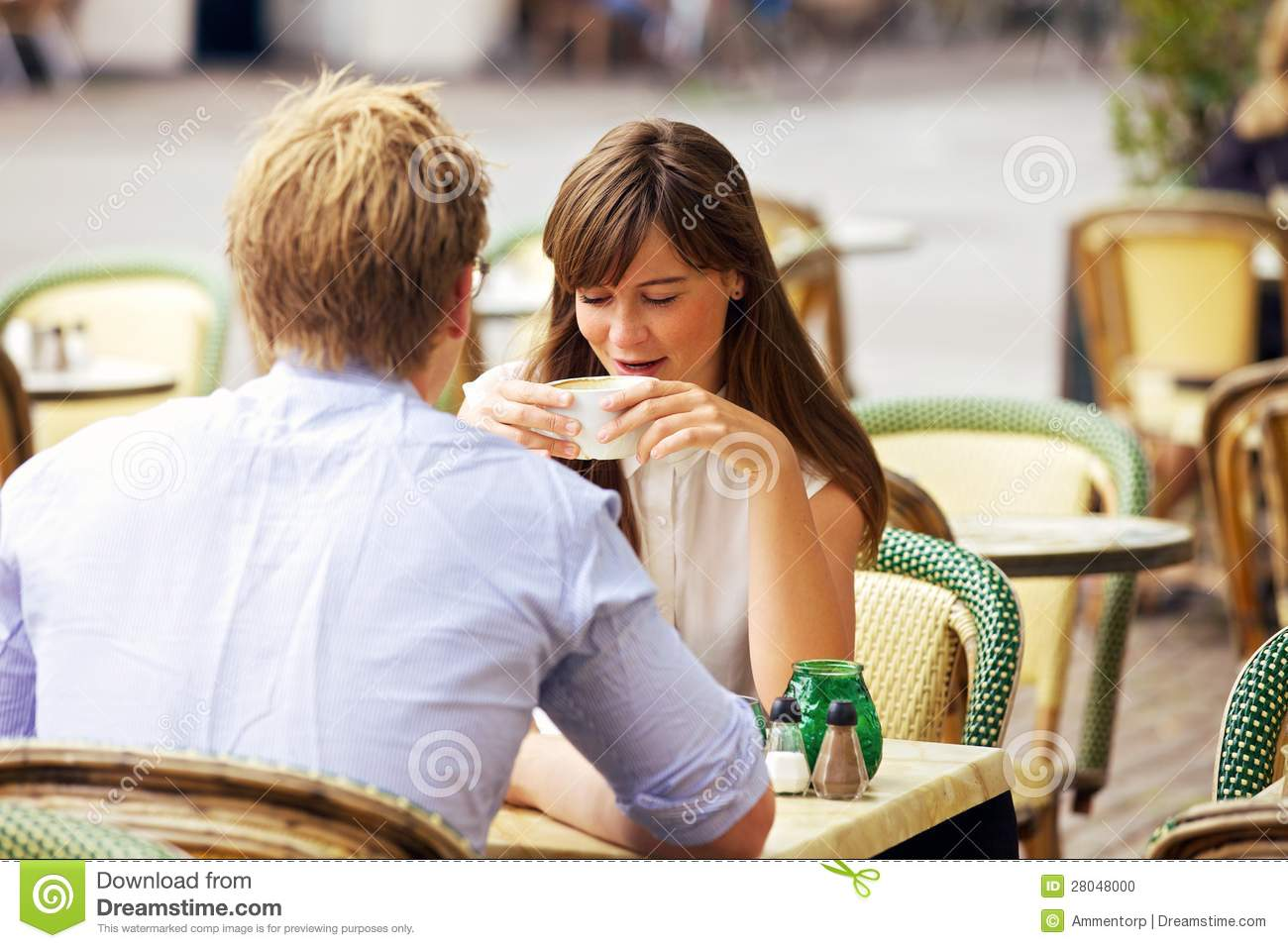 Cafe Dating