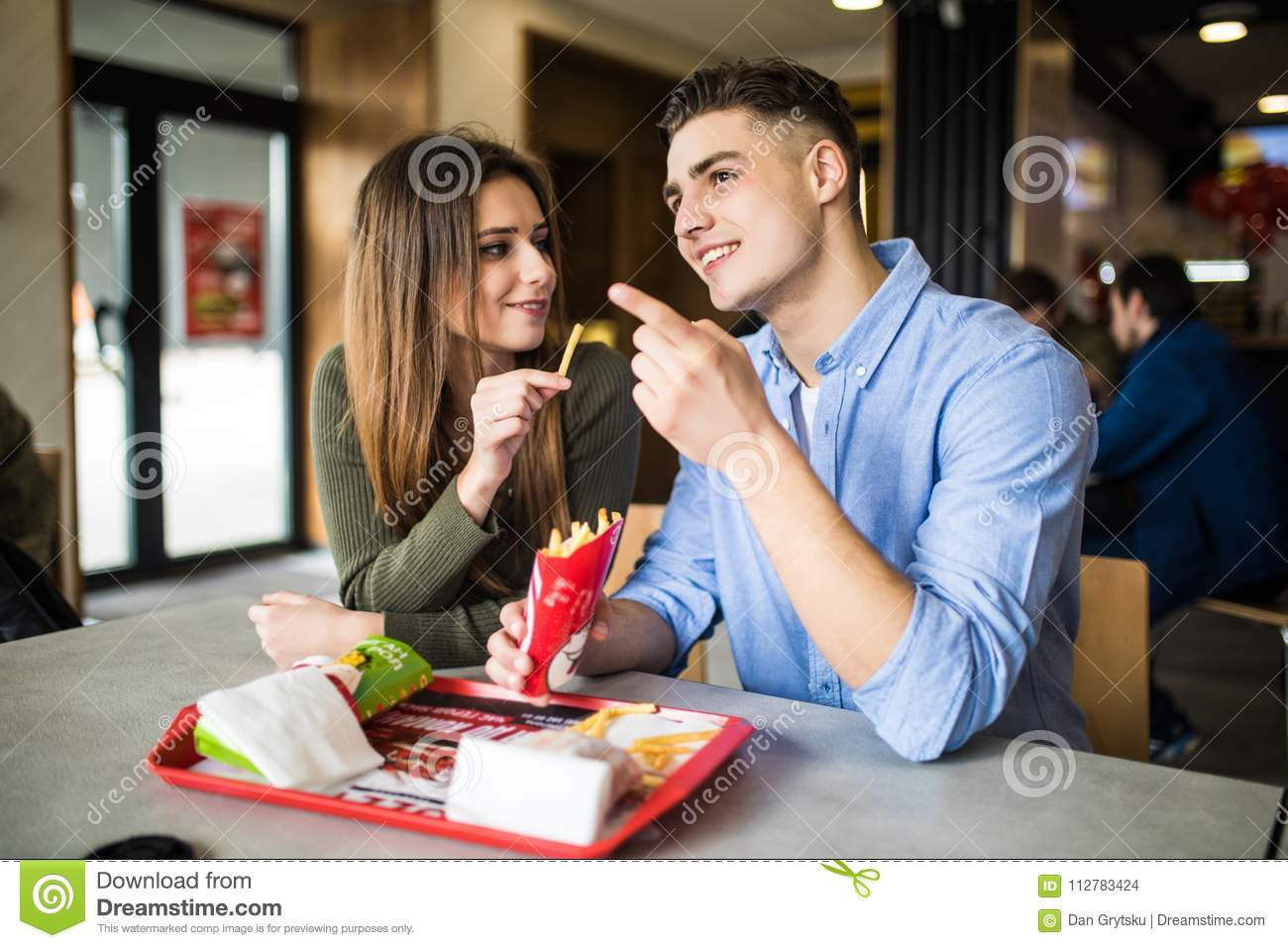 dating for food