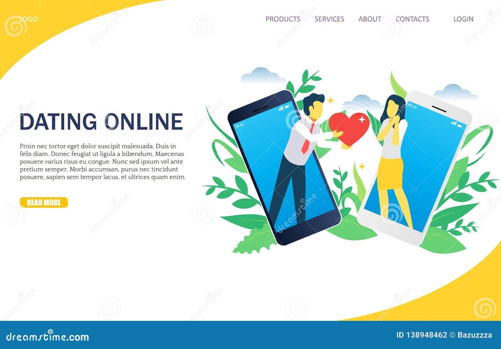 online dating sem