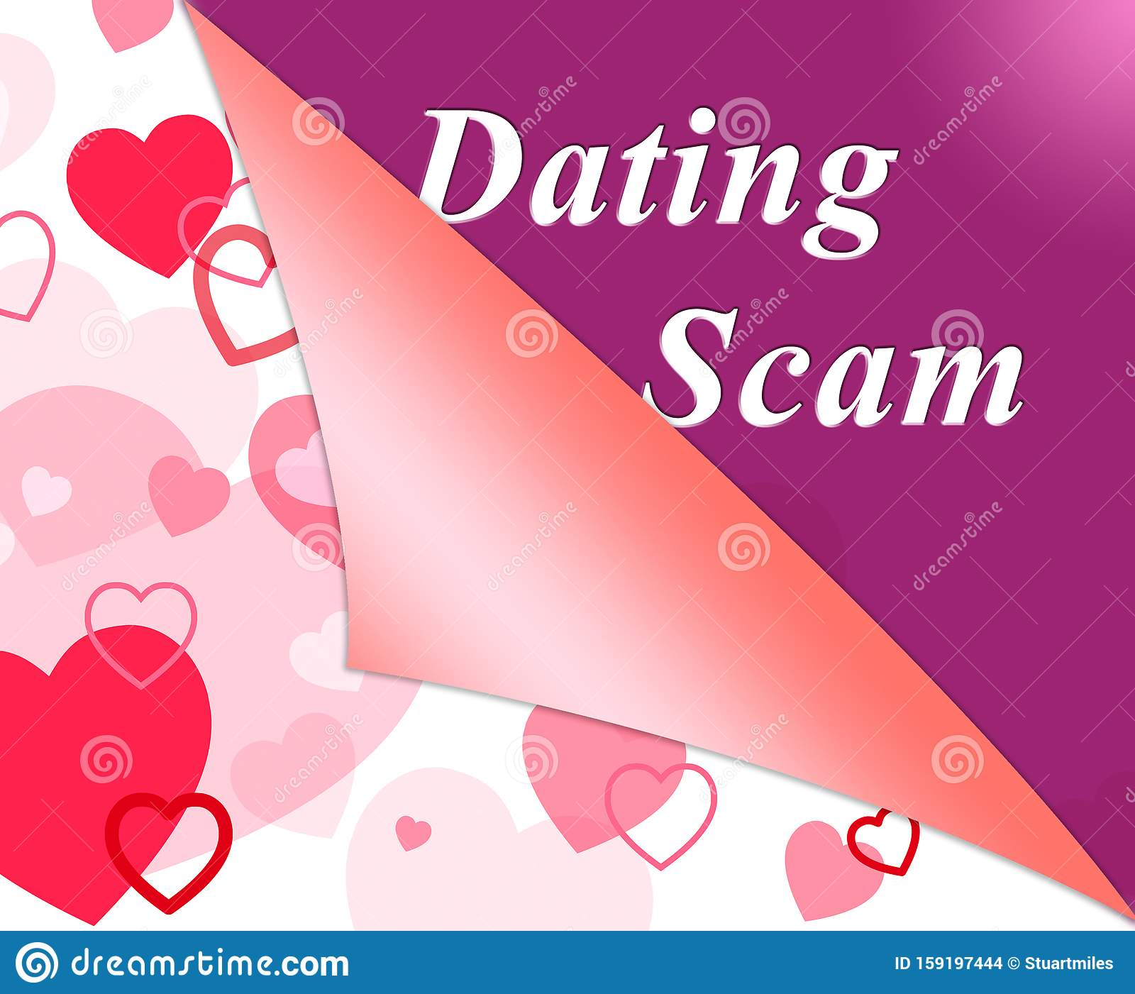 Scammer romance What You