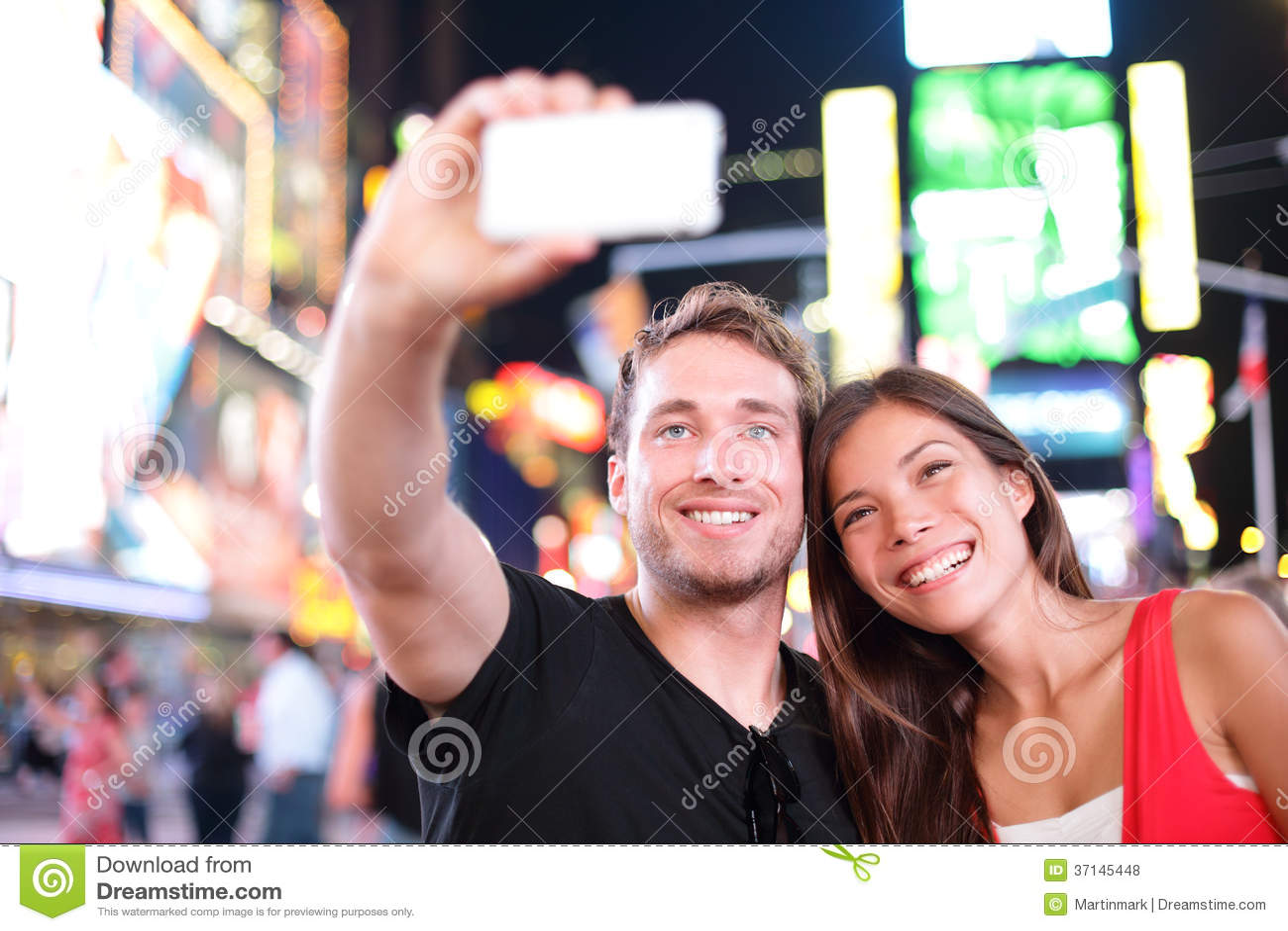 Dating tourists