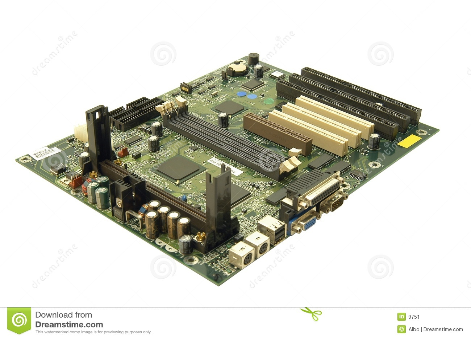 Datormainboard