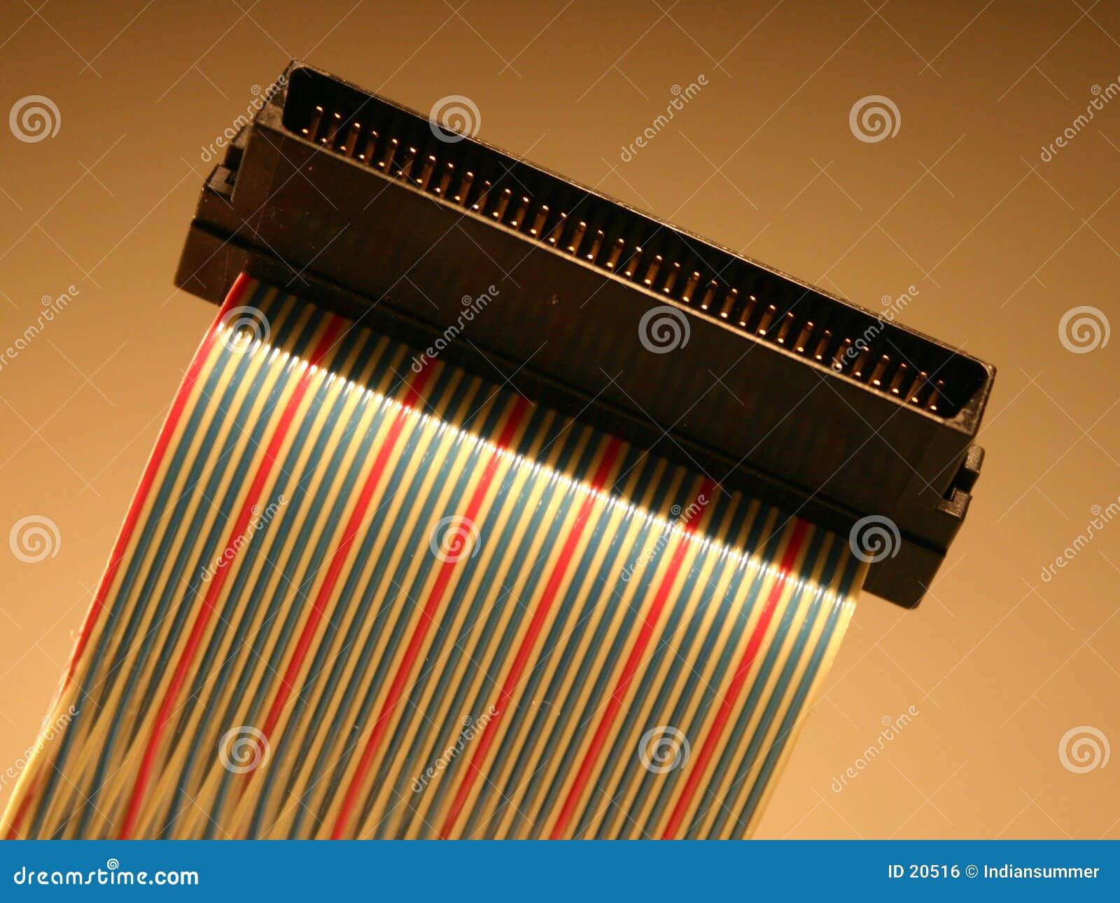 Datortråd