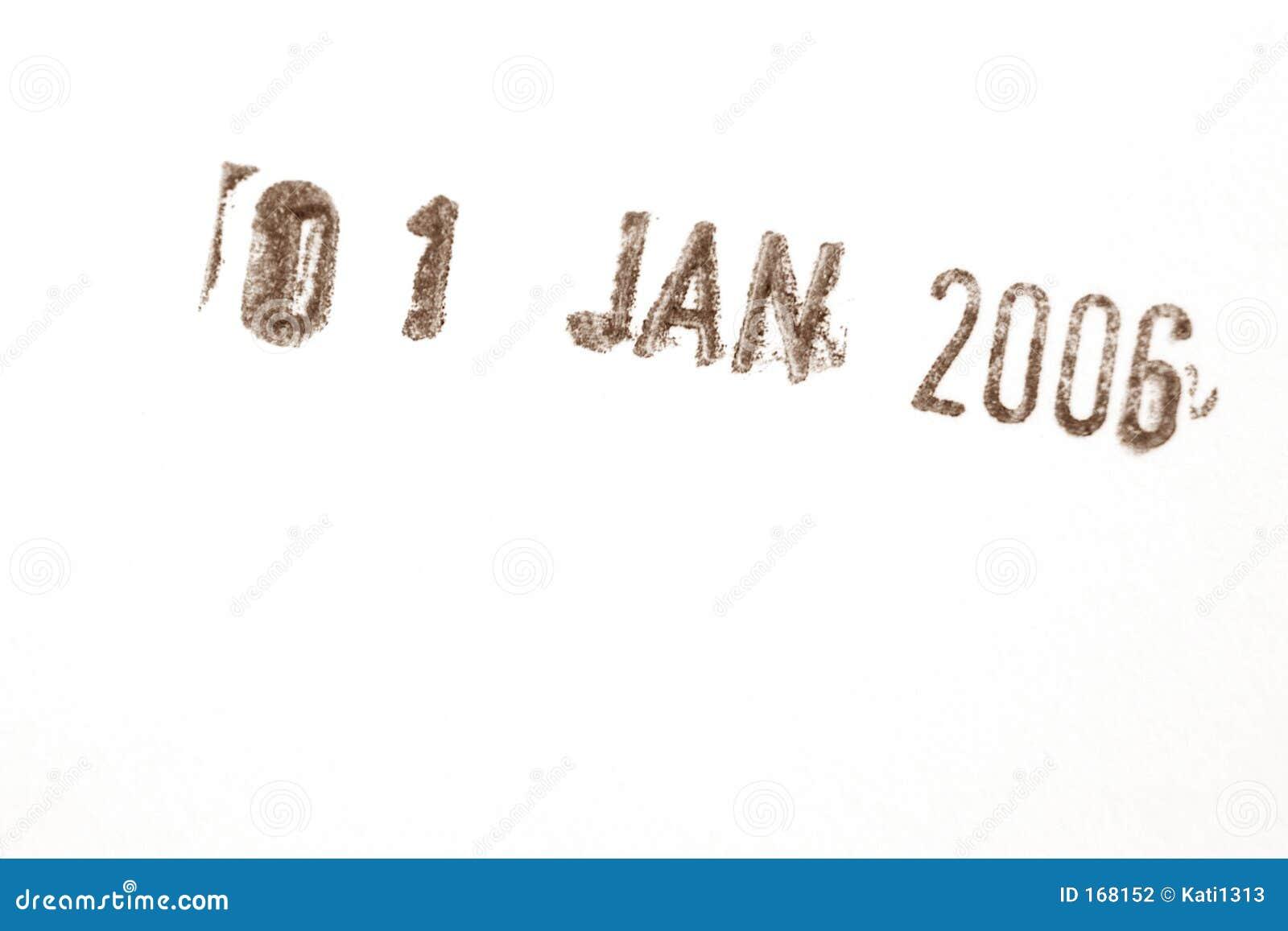 Datumsstempel