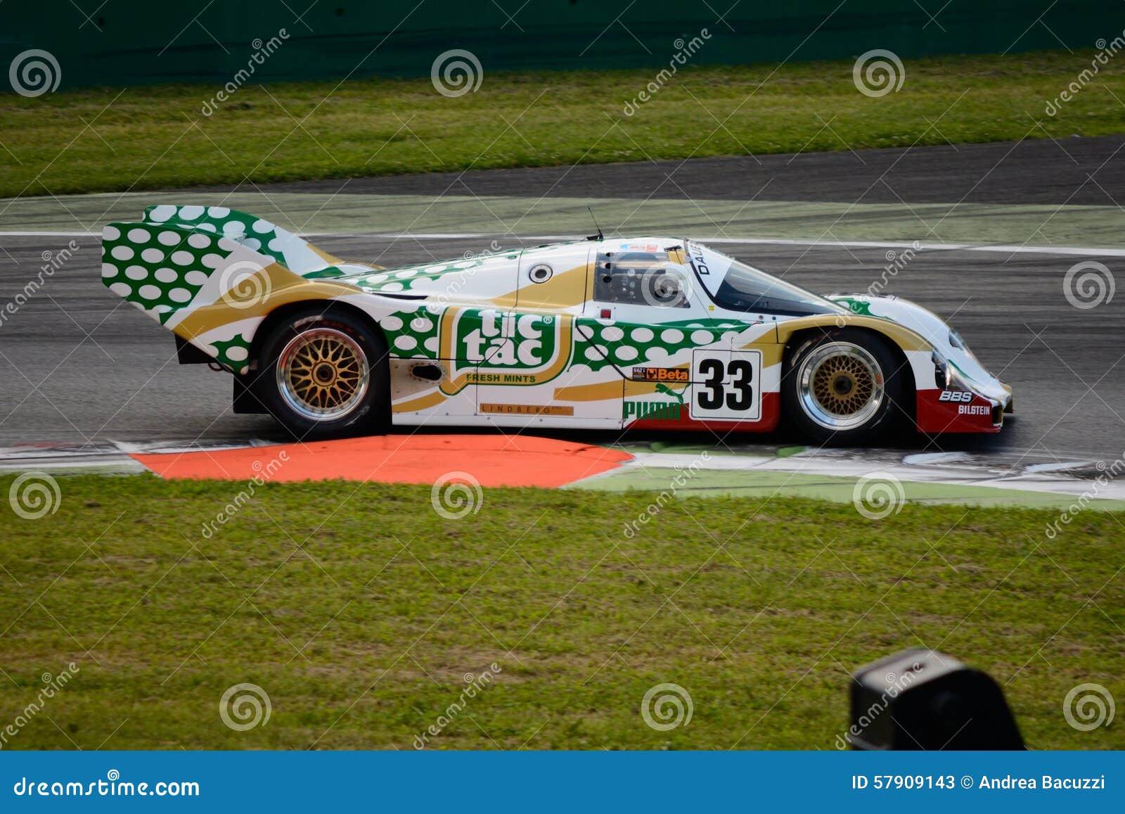 Circuit Monza Italia : Porsche carrera cup italia editorial stock image image of drive