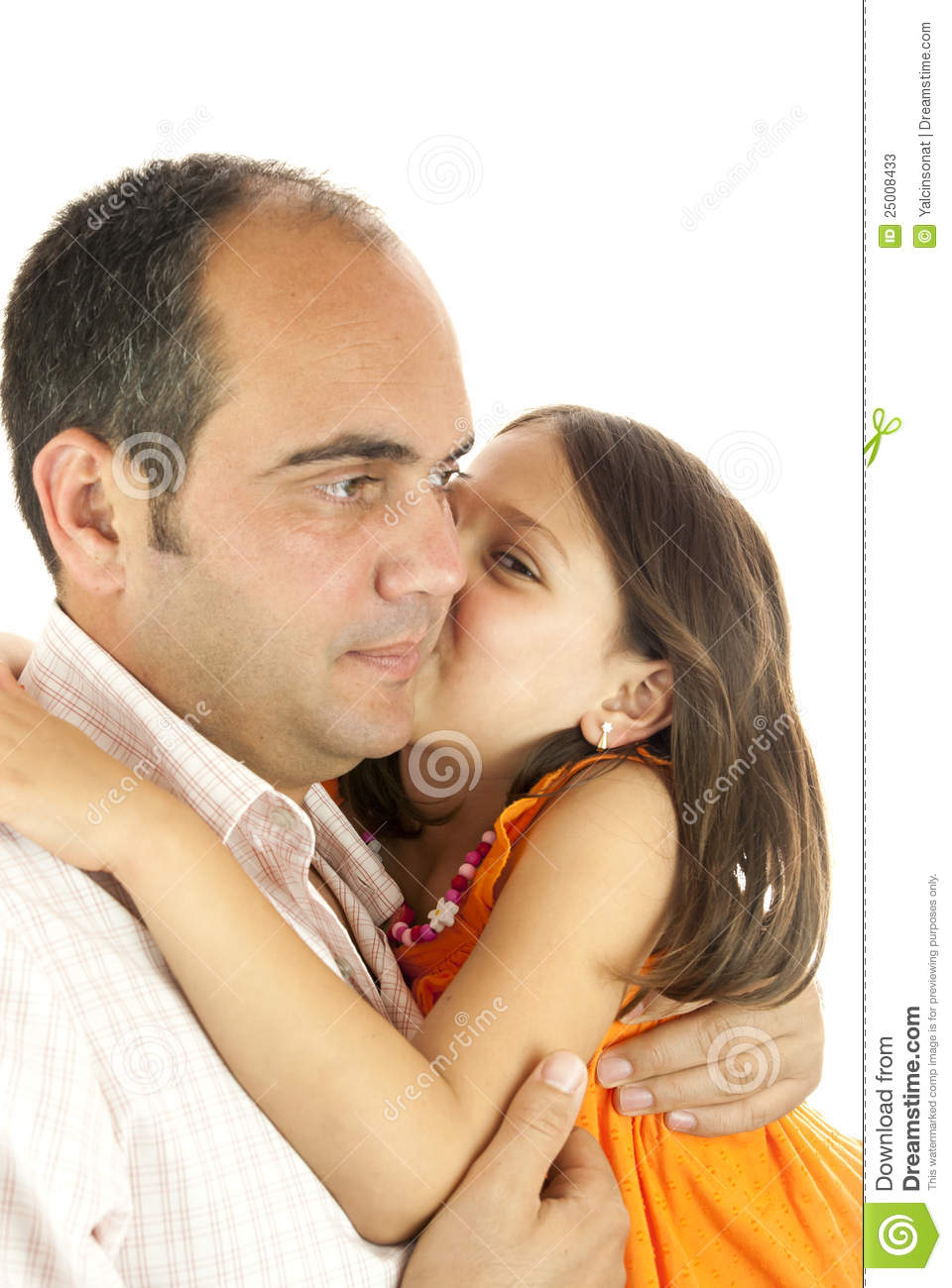 Daughter Loves Daddy Stock Image Image Of Happiness - 25008433-4030