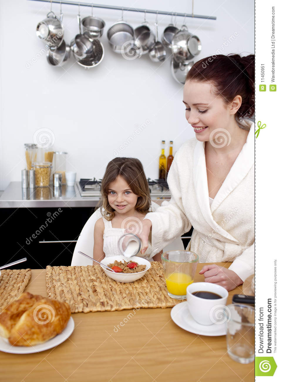 Mother kitchen surprise breakfast porn videos -