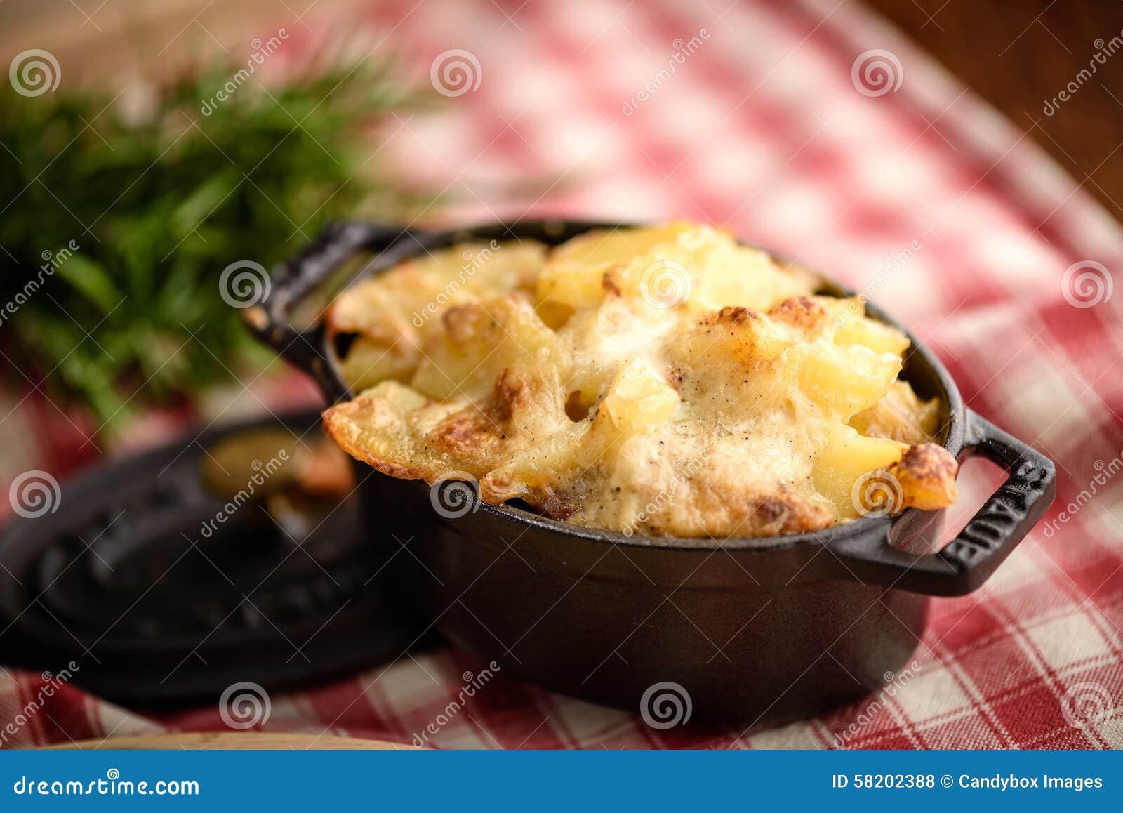 Dauphinois del gratin della patata