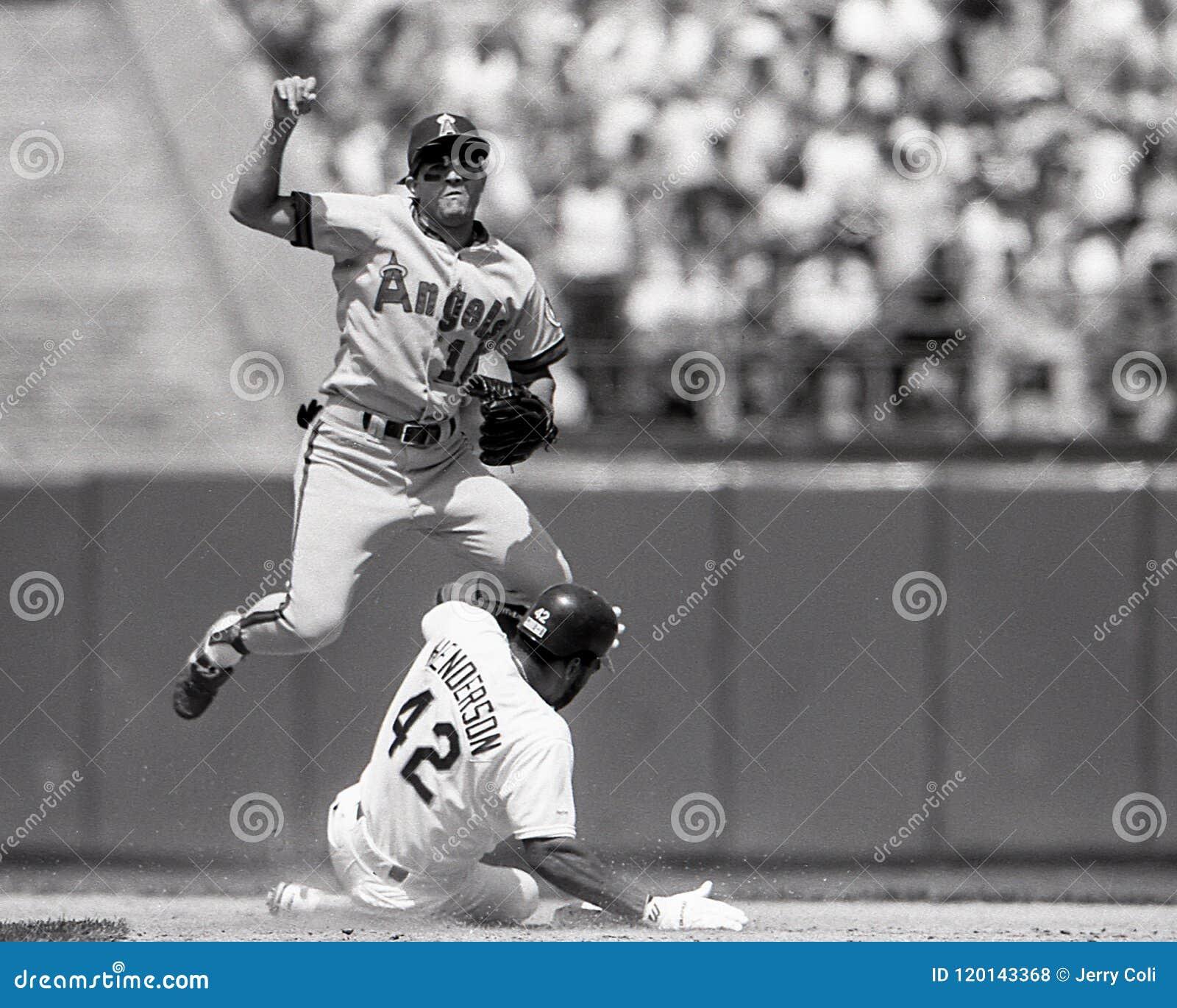 Dave Henderson Oakland Athletics