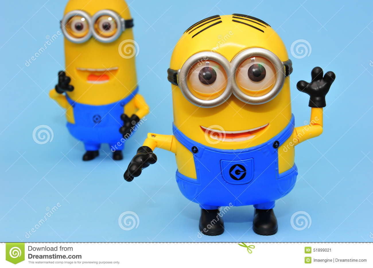 Dave And Kevin Funny Minions Editorial Photo - Image of celebrities ...