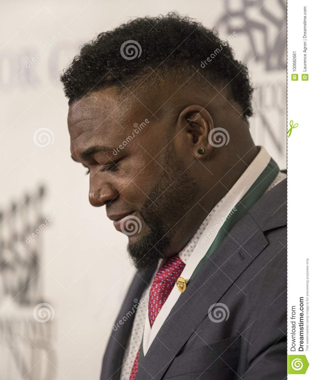 Download David Ortiz editorial photo. Image of 32nd, legends - 100682661