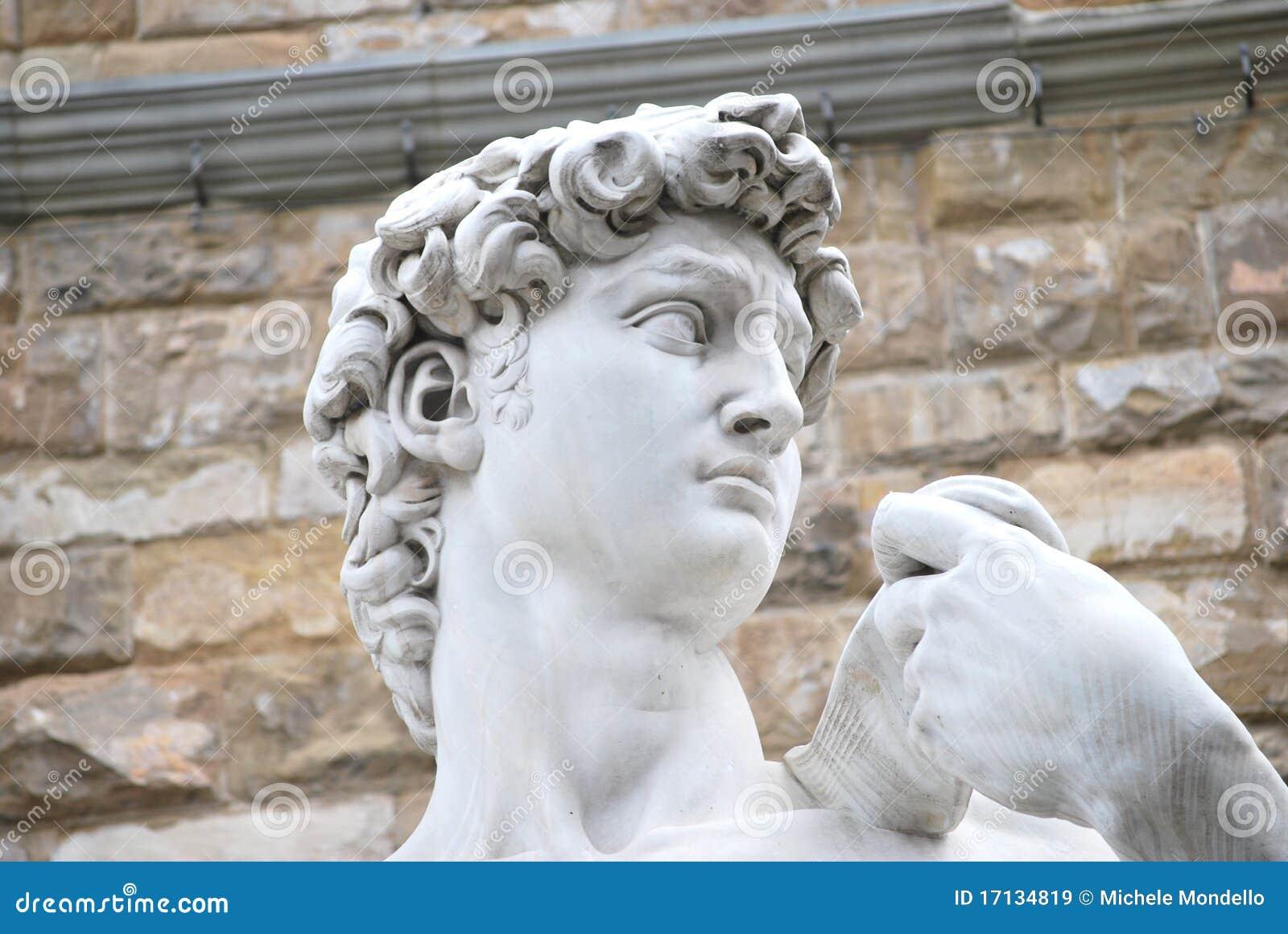 David rzeźba
