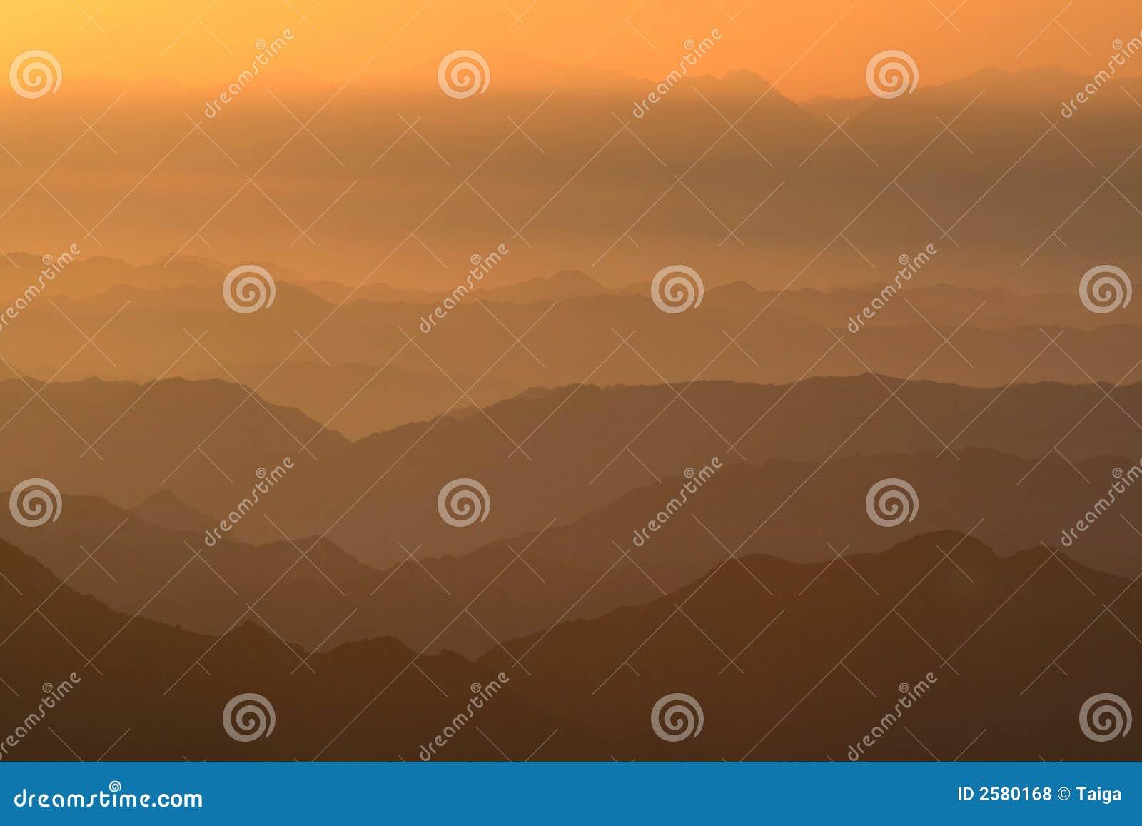 Dawn in bergen