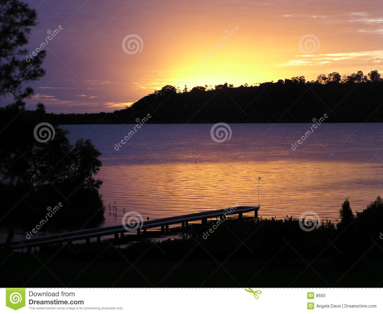 Dawn on the River 2
