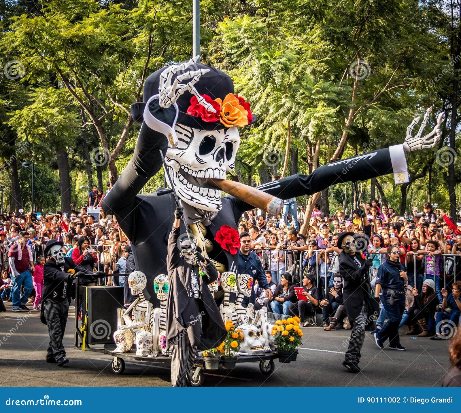 Decoration Fete Des Morts Mexique